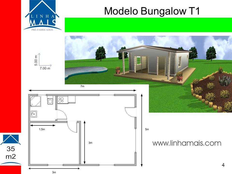 Modelo Bungalow T1 4