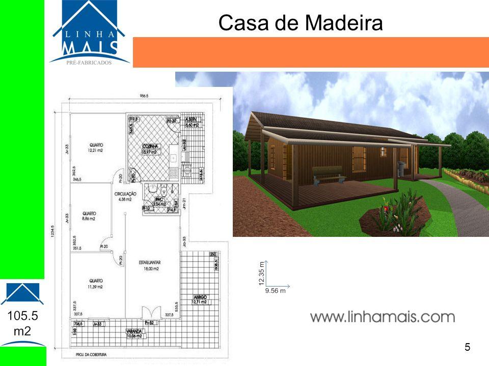 Casa de Madeira 5