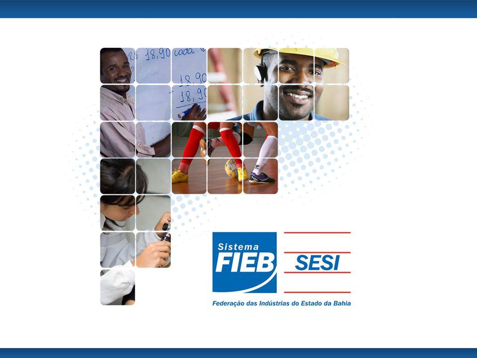 SISTEMA FIEB Apresentação Geral O Sistema FIEB presta serviços às empresas e aos industriários e seus dependentes, nos campos de educação e qualificação profissional, saúde, lazer e difusão tecnológica, através de entidades e órgãos que o integram: CIEB, SESI, SENAI e IEL