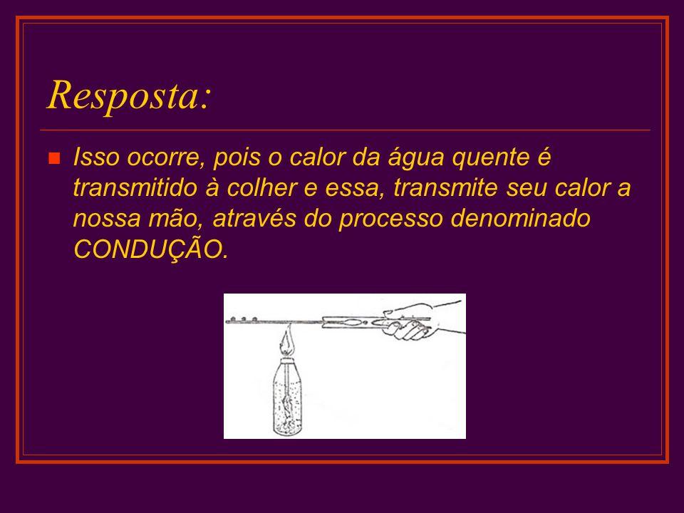 IRRADIAÇÃO: É o processo de transmissão de calor por meio de ondas eletromagnéticas (ondas de calor).
