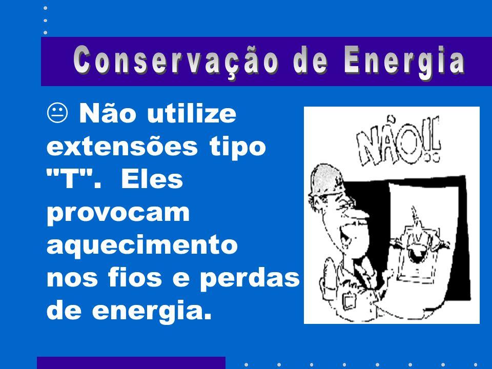 Você sabia que desperdiçar água aumenta o consumo de energia.