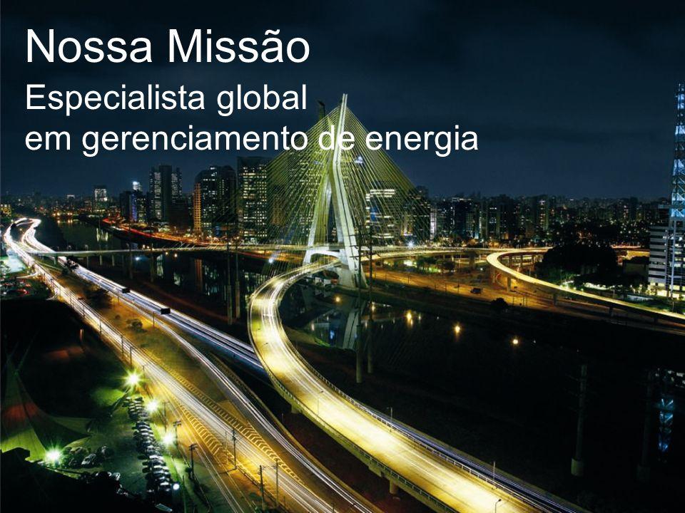 Schneider Electric 2 - Division - Name – Date Especialista global em gerenciamento de energia Nossa Missão