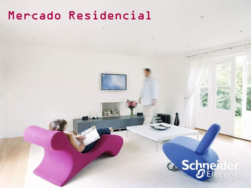Schneider Electric 6 - Division - Name – Date Mercado Residencial