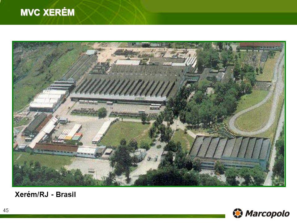 Xerém/RJ - Brasil MVC XERÉM 45