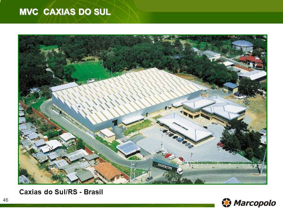 MVC CAXIAS DO SUL Caxias do Sul/RS - Brasil 46