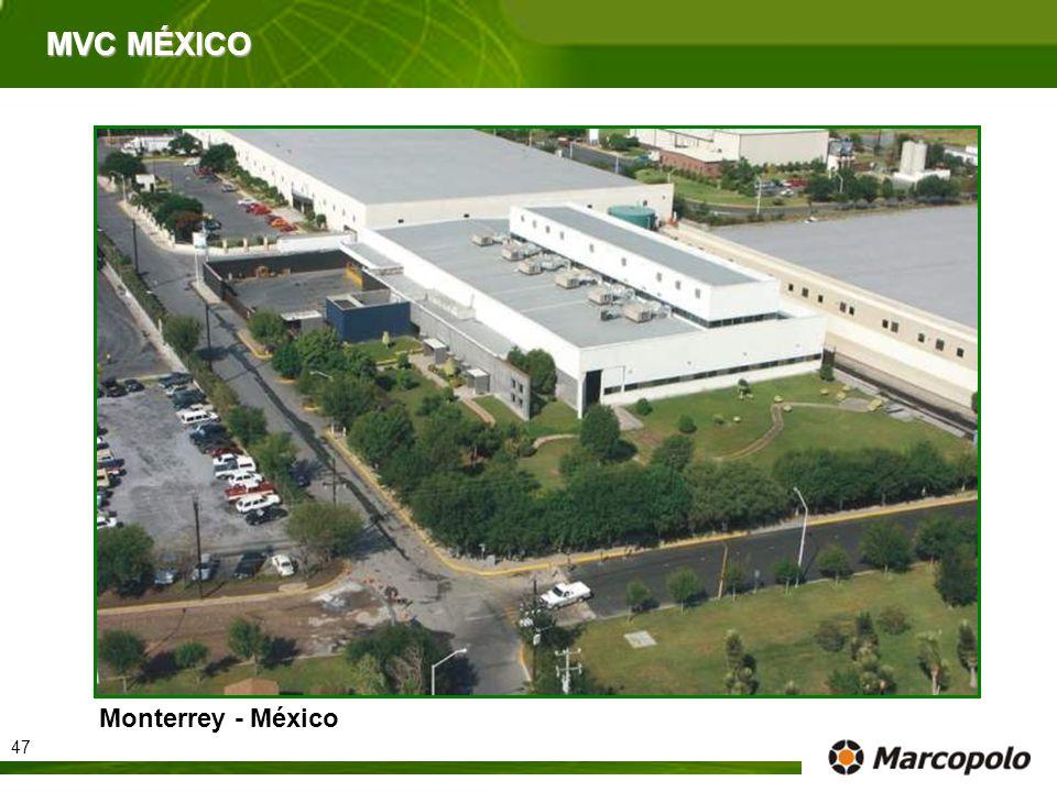 MVC MÉXICO Monterrey - México 47