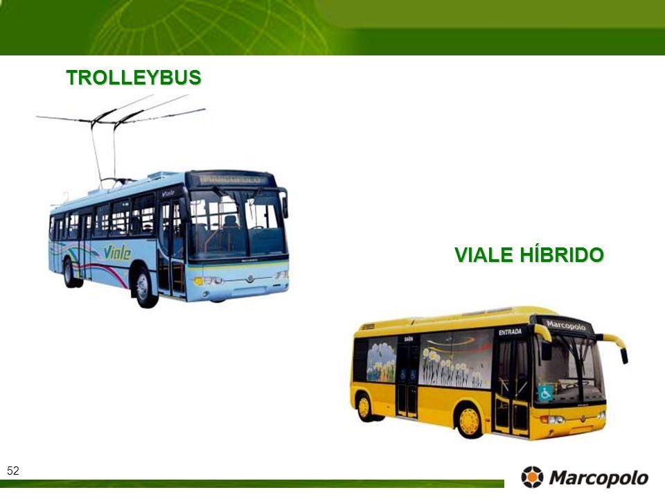 TROLLEYBUS VIALE HÍBRIDO 52