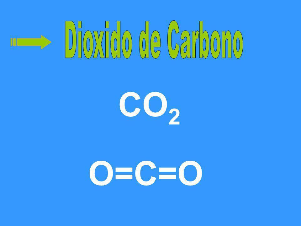 CO 2 O=C=O