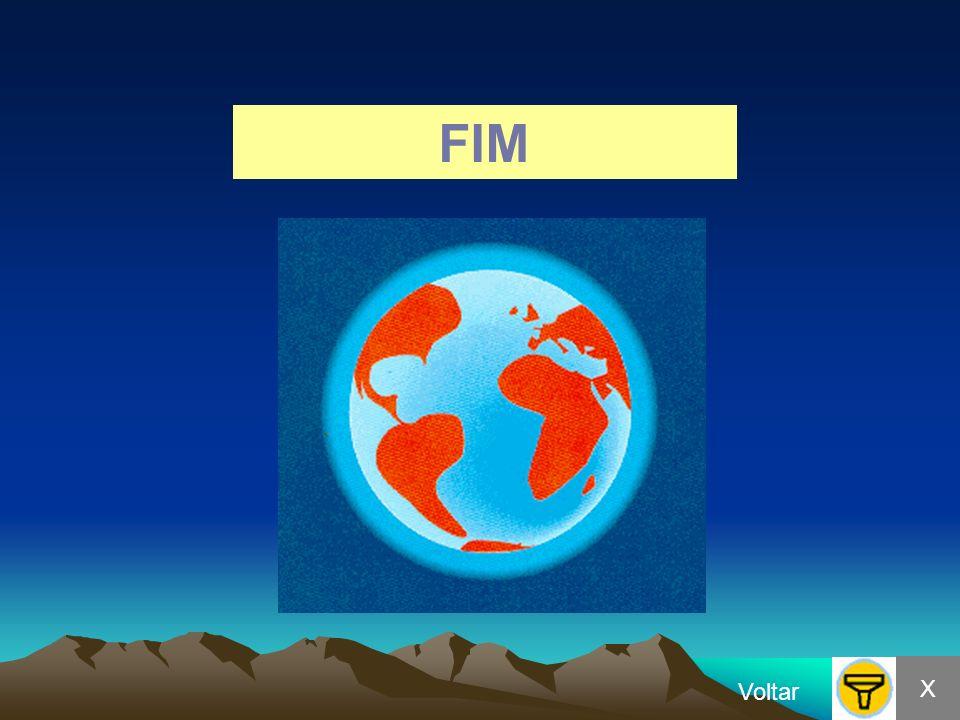 FIM X Voltar