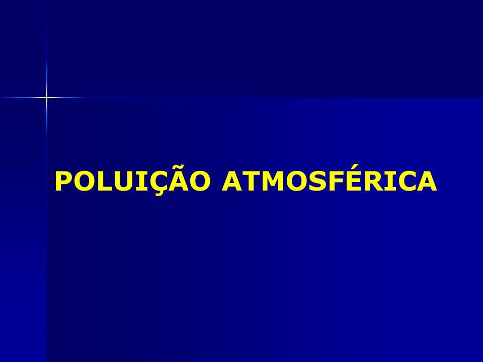 POLUIÇÃO Prof Edilson Soares www.profedilson.com.br