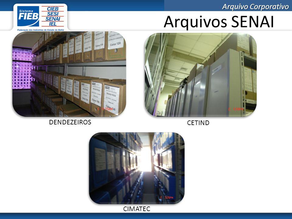 Arquivo Corporativo Arquivos SESI RETIRO ITAPAGIPE PIATÃ