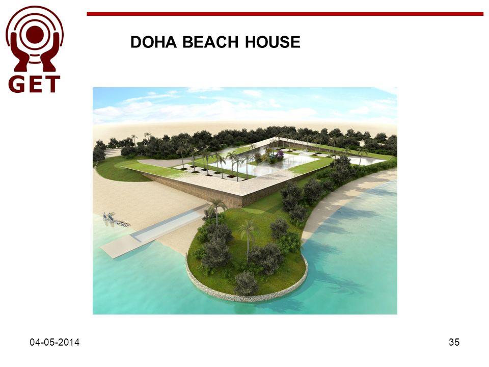 DOHA BEACH HOUSE 04-05-201435