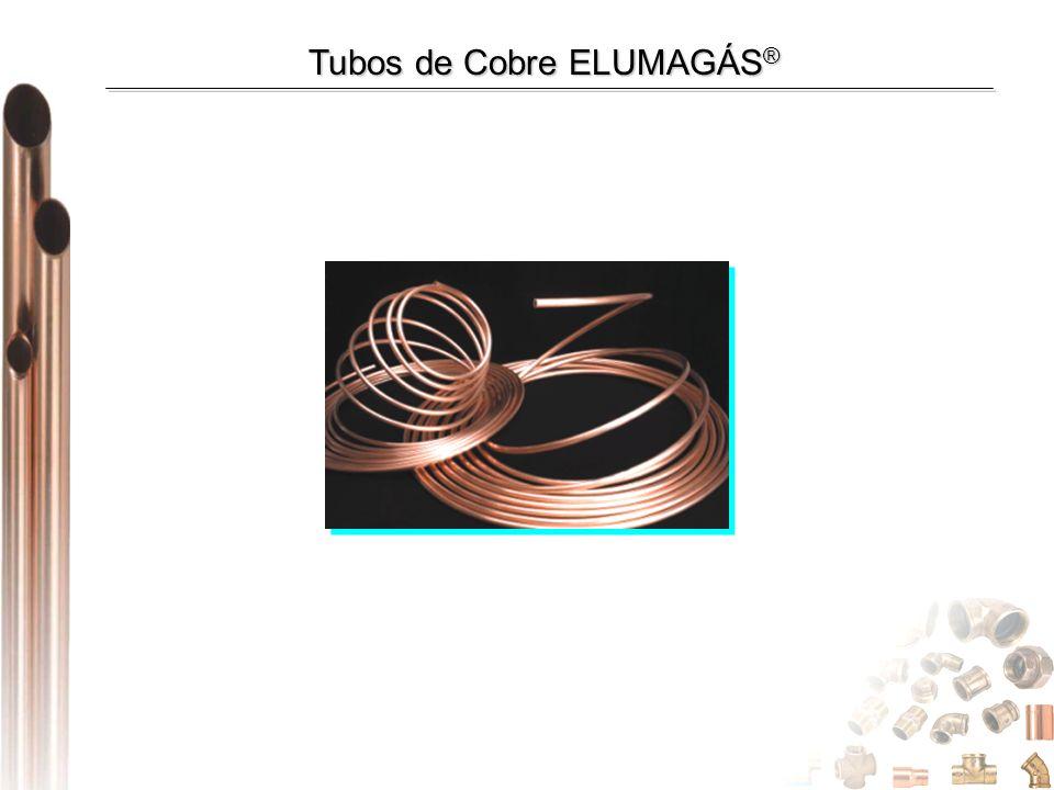 Tubos de Cobre ELUMAGÁS ®