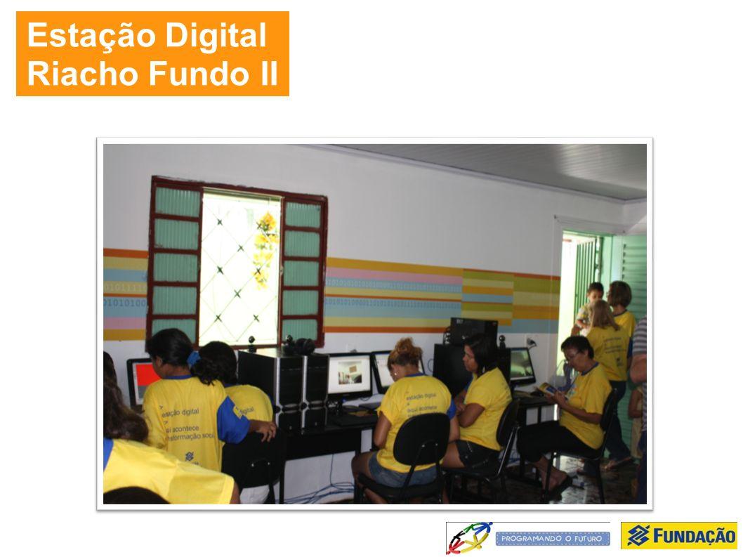Estação Digital Riacho Fundo II