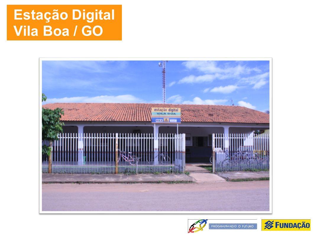 Estação Digital Vila Boa / GO