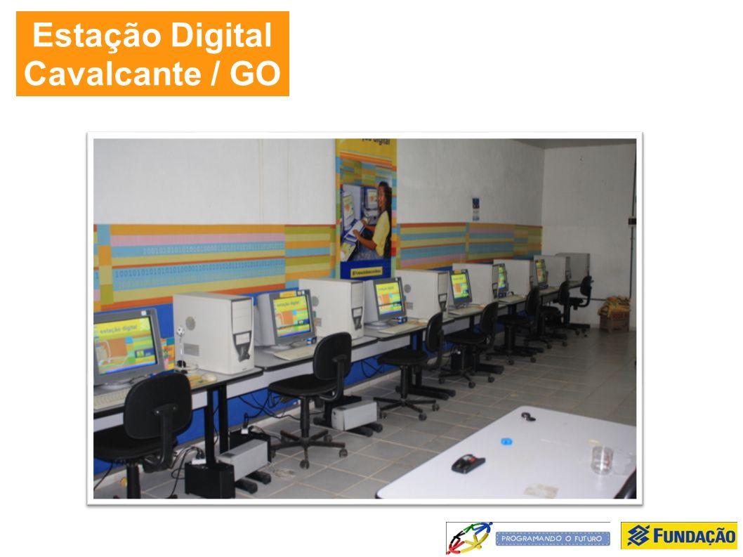 Estação Digital Cavalcante / GO