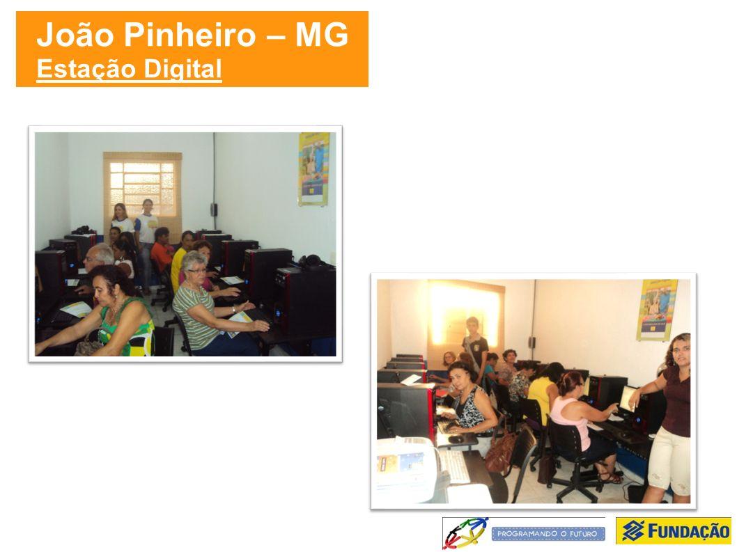 João Pinheiro – MG Estação Digital