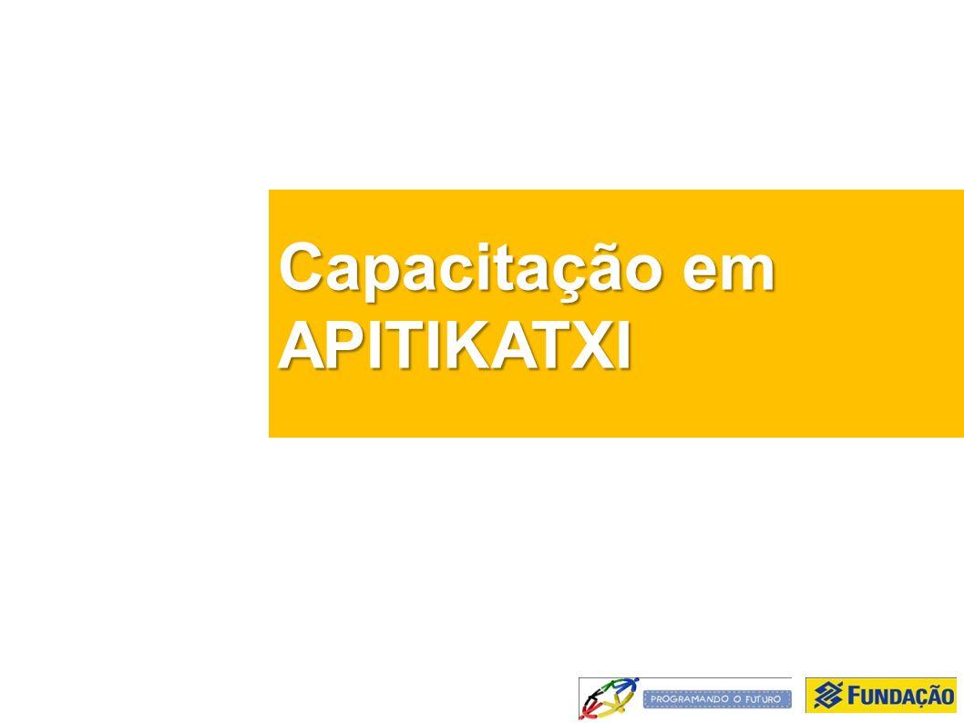 Capacitação em APITIKATXI