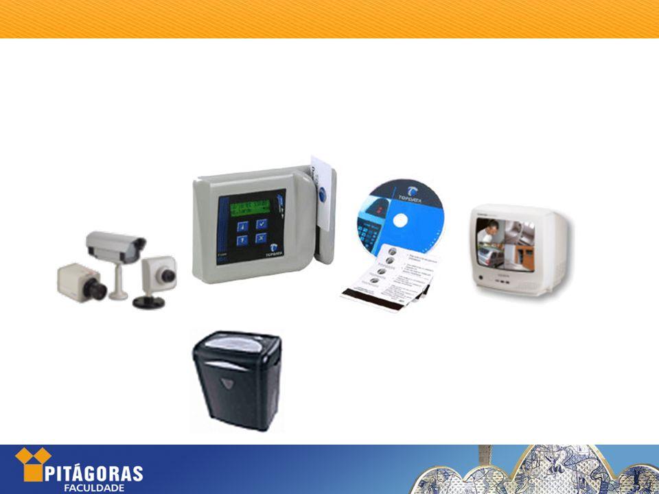 Vantagens x Desvantagens baixo custo, podendo ser usado em qualquer tipo de ambiente, sem qualquer necessidade de hardwares especiais.