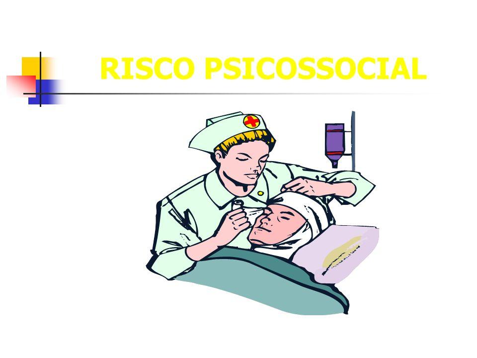RISCO PSICOSSOCIAL