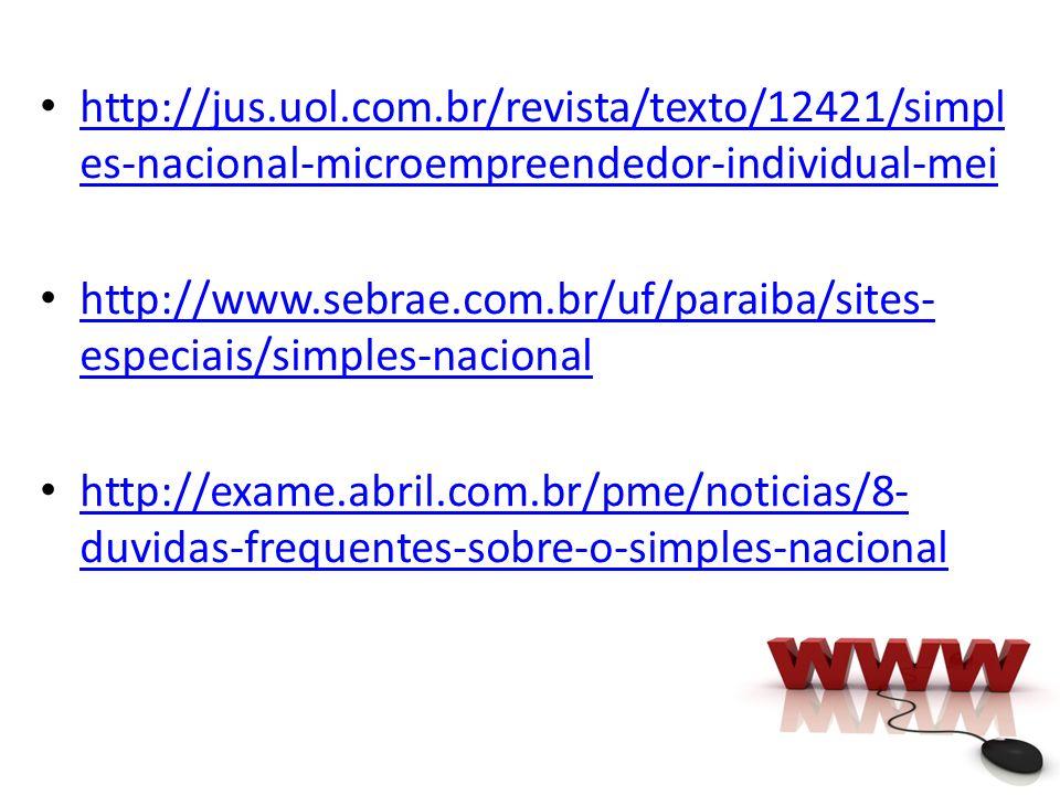 http://jus.uol.com.br/revista/texto/12421/simpl es-nacional-microempreendedor-individual-mei http://jus.uol.com.br/revista/texto/12421/simpl es-nacion