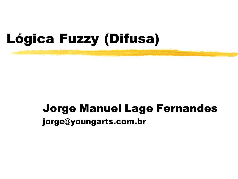 Lógica Fuzzy (Difusa) Jorge Manuel Lage Fernandes jorge@youngarts.com.br
