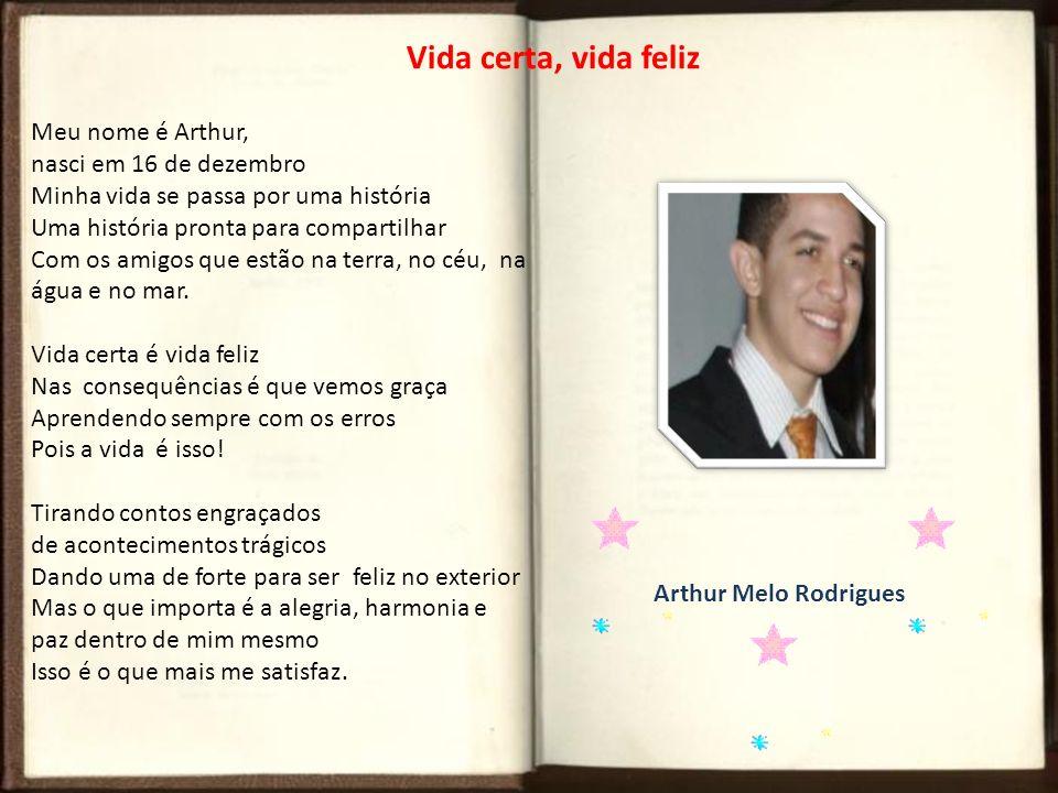 Meu eu.Olá. Prazer. Meu nome é Vitor Rocha, Faz 14 anos que nasci.