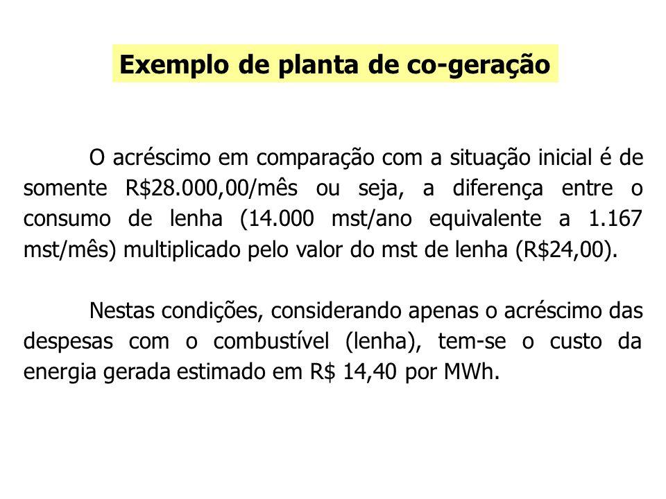11.2 – Tri-geração O conceito de tri-geração envolve a geração de energia elétrica, vapor (calor) e frio em um sistema.