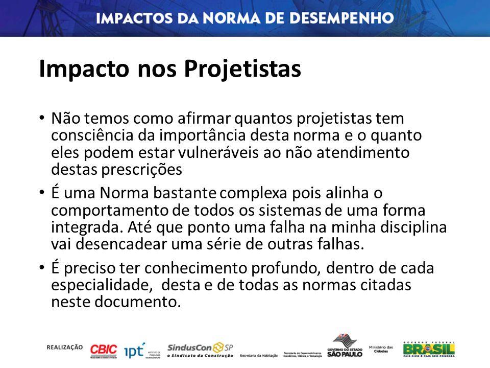 Impacto nos Projetistas Ações da ABECE junto aos associados e à comunidade de projetistas de estruturas