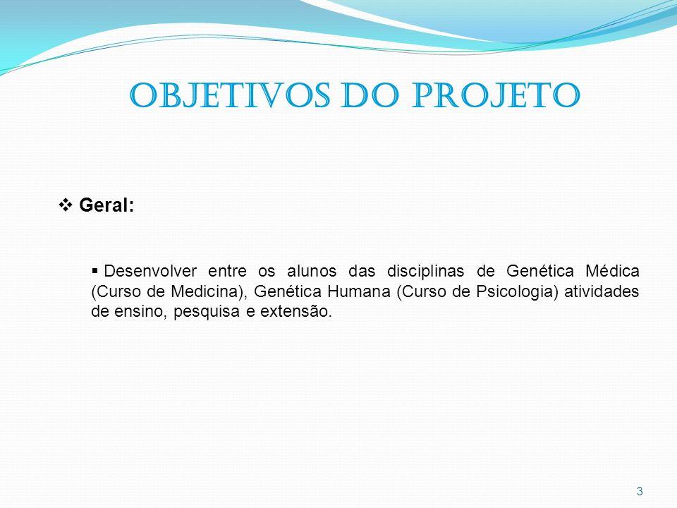 14 RESULTADOS OBTIDOS A - Conscientização dos monitores das responsabilidades da atividade docente.