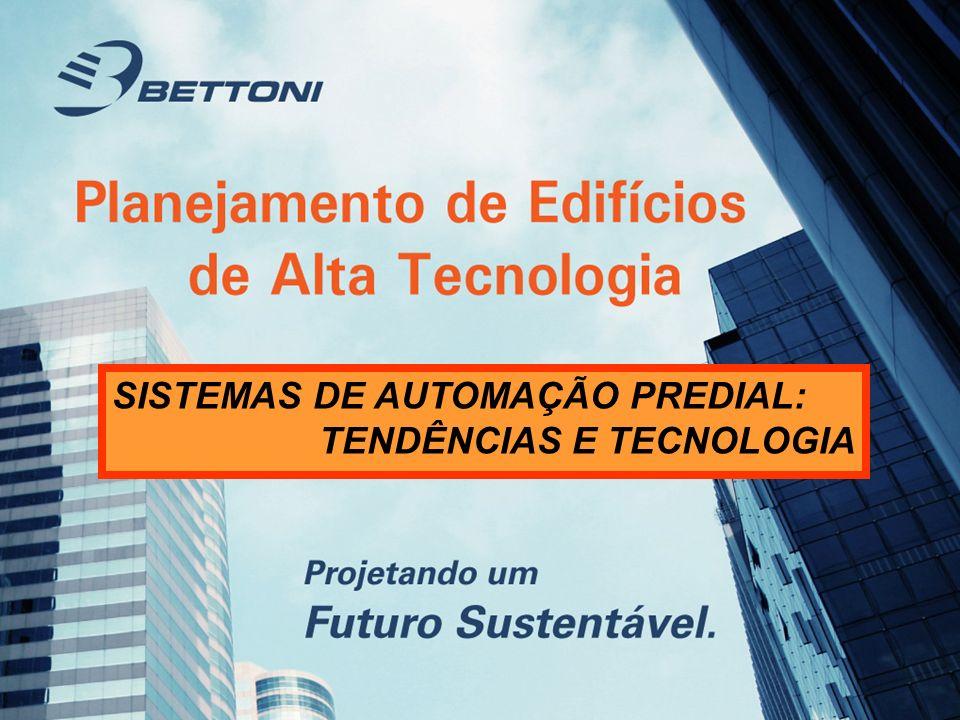 SISTEMAS DE AUTOMAÇÃO PREDIAL: TENDÊNCIAS E TECNOLOGIA