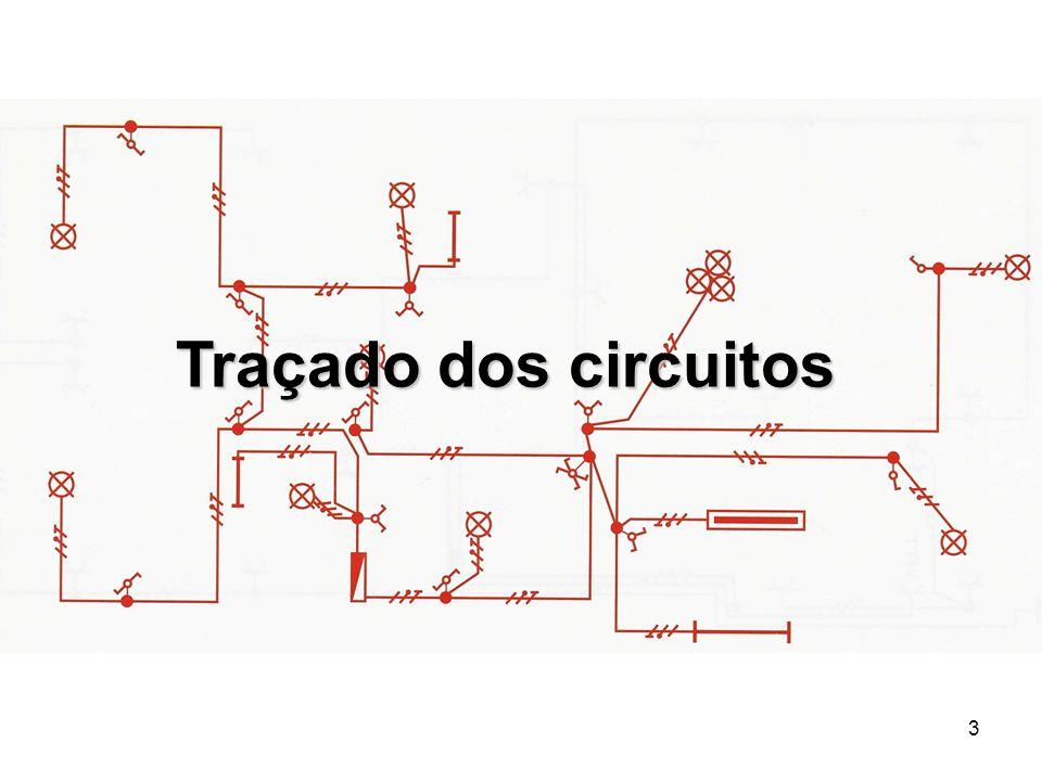 3 Traçado dos circuitos