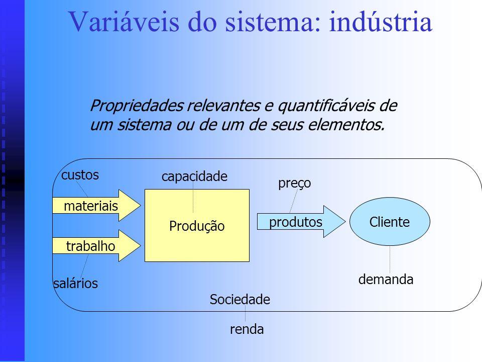AMBIENTE NA EMPRESA Empresa FornecedoresClientesConcorrentes Comunidades Governo Sociedade Investidores