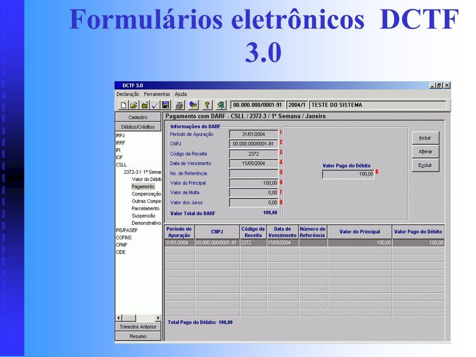 Elaboração de formulários Cores Cores Diferenciar formulários Diferenciar formulários Diferenciar as vias Diferenciar as vias Destaque para certos cam