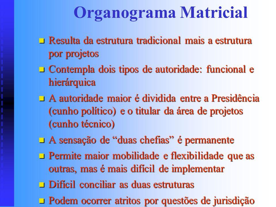 Em alguns casos, substitui os manuais da organização Só pode ser elaborado por partes (ocupa muito espaço!) Só pode ser elaborado por partes (ocupa mu
