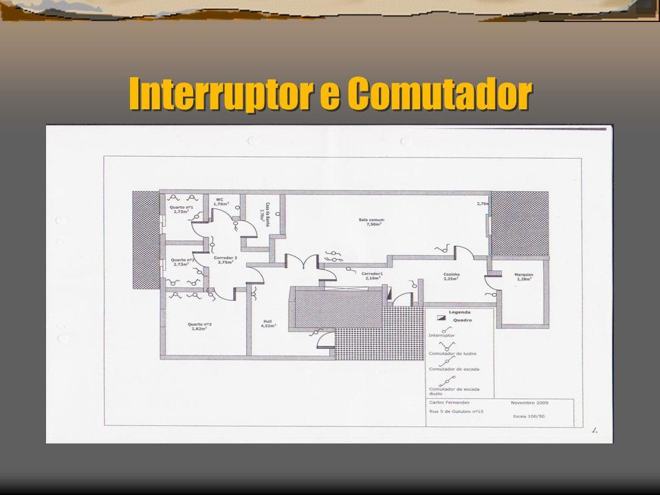Interruptor e Comutador