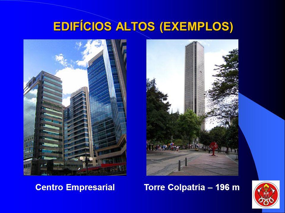 Centro EmpresarialTorre Colpatria – 196 m