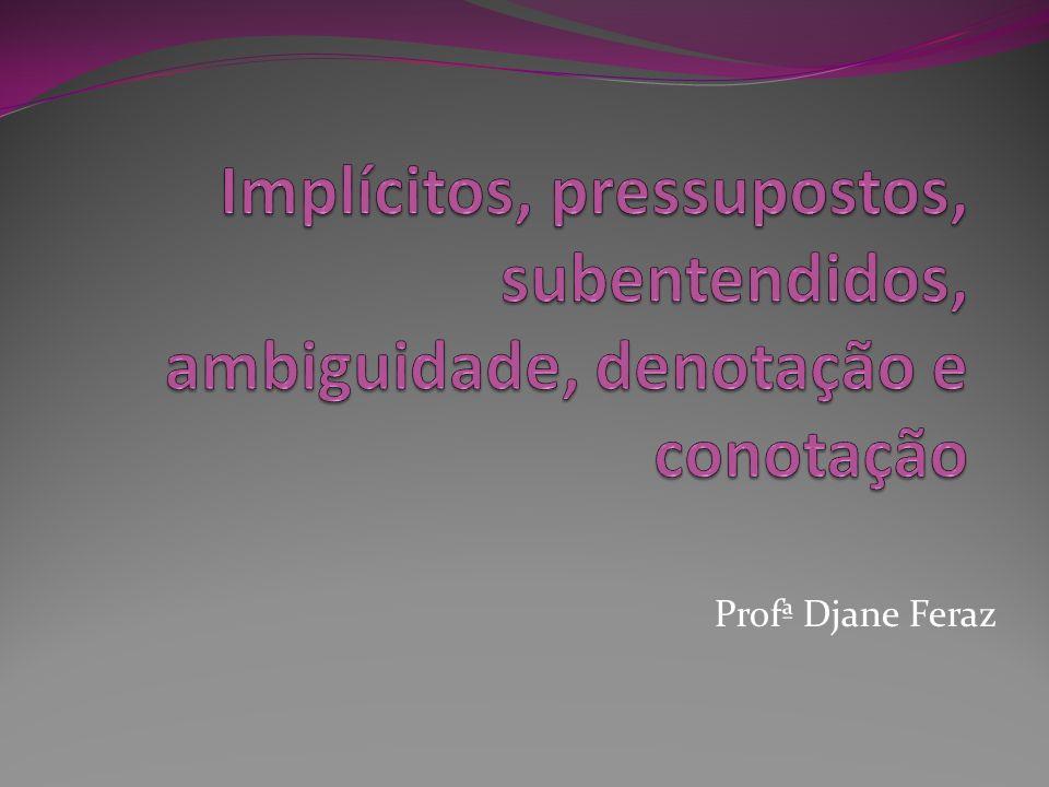 Profª Djane Feraz