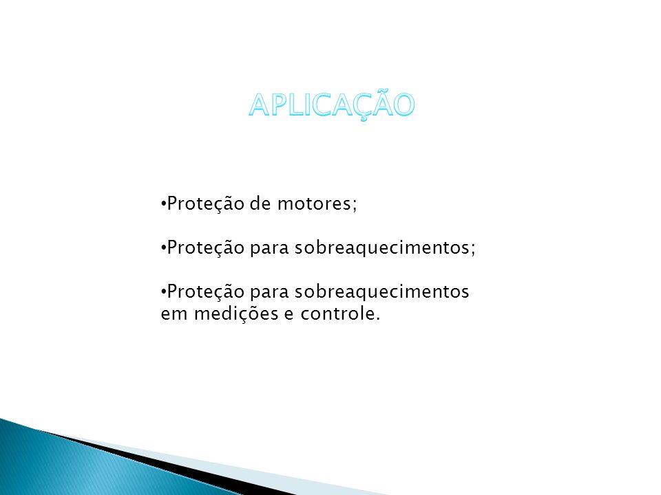 Proteção de motores; Proteção para sobreaquecimentos; Proteção para sobreaquecimentos em medições e controle.