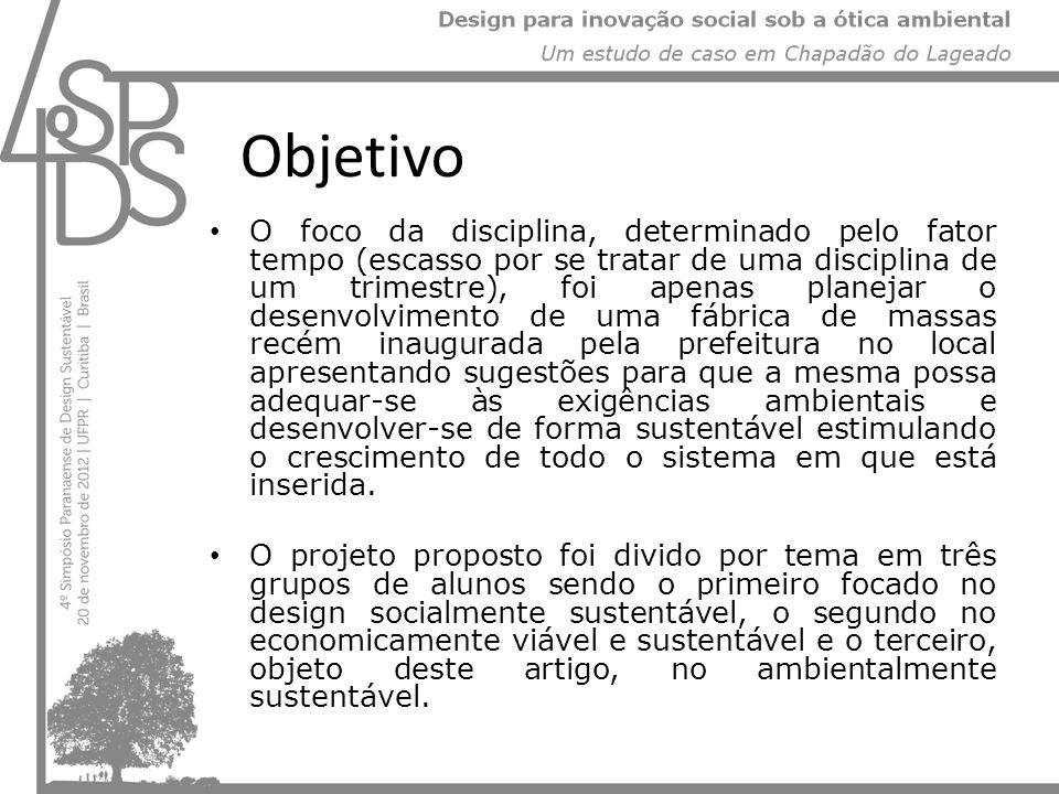 O modelo utilizado segue as seguintes etapas: 1.identificação do contexto, 2.elaboração do mapa cognitivo, 3.definição dos pontos de vista fundamentais e seus descritores, 4.definição das funções de valor associadas a cada descritor e 5.apresentação das propostas.