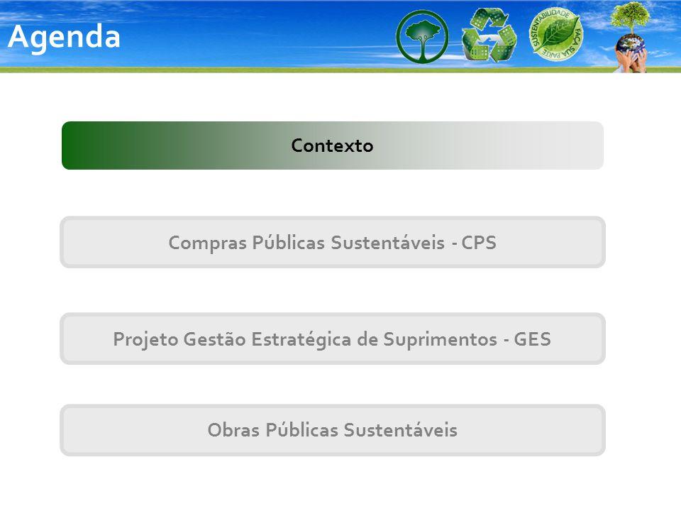Projeto GES 1ª onda do Projeto Projeto iniciado em 2006.