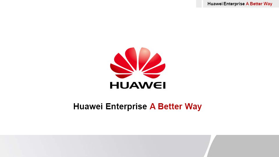 HUAWEI TECHNOLOGIES CO., LTD.Huawei Confidential Page 21 Slide title :32-35pt Color: R153 G0 B0 Corporate Font : FrutigerNext LT Medium Font to be used by customers and partners : Arial Slide text :20-22pt Bullets level 2-5: 18pt Color:Black Corporate Font : FrutigerNext LT Medium Font to be used by customers and partners : Arial Top right corner for field-mark, customer or partner logotypes.