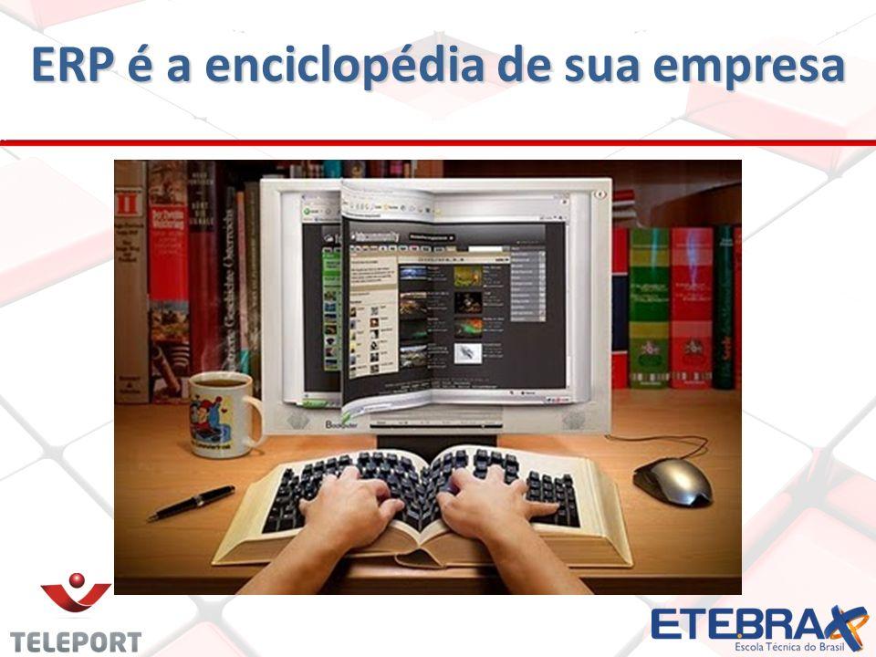 ERP é a enciclopédia de sua empresa