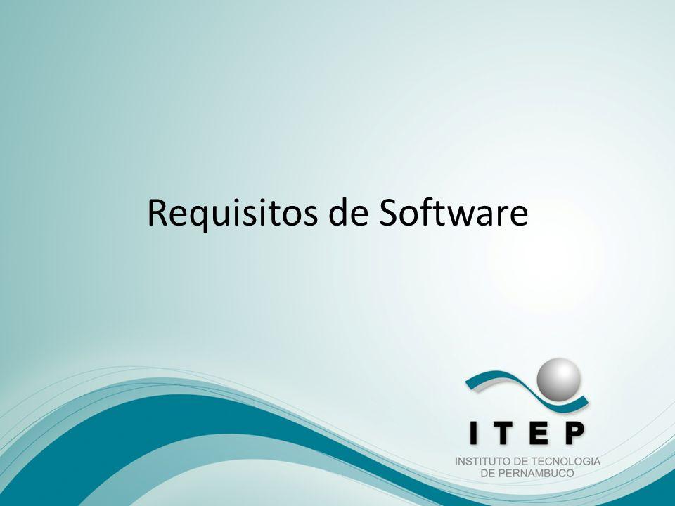 Requisitos do usuário Devem descrever os requisitos funcionais e não funcionais de forma clara e compreensível por usuários do sistema que não têm conhecimento técnico.