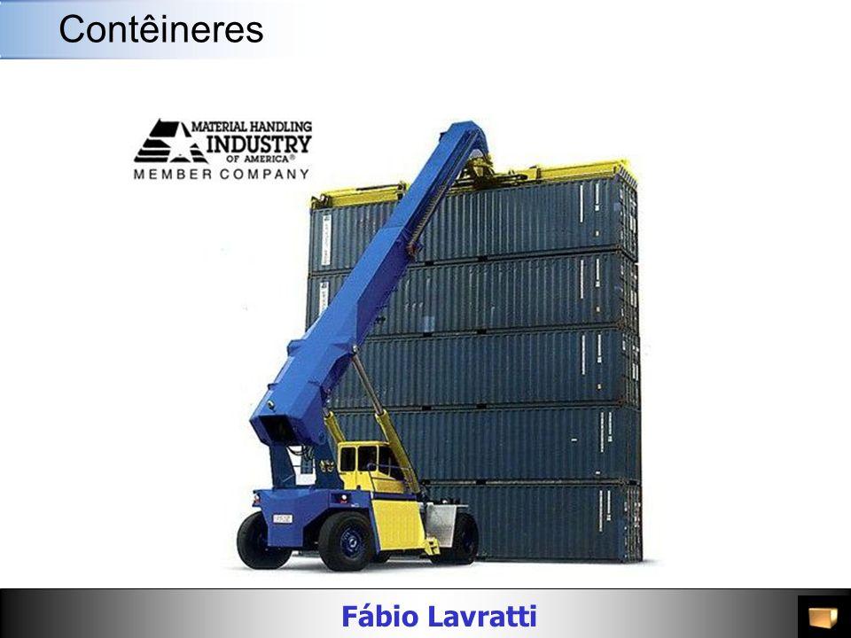 Fábio Lavratti Movimentação de materiais Esse equipamento é o modelo mais usado de todos, por sua extraordinária versatilidade.
