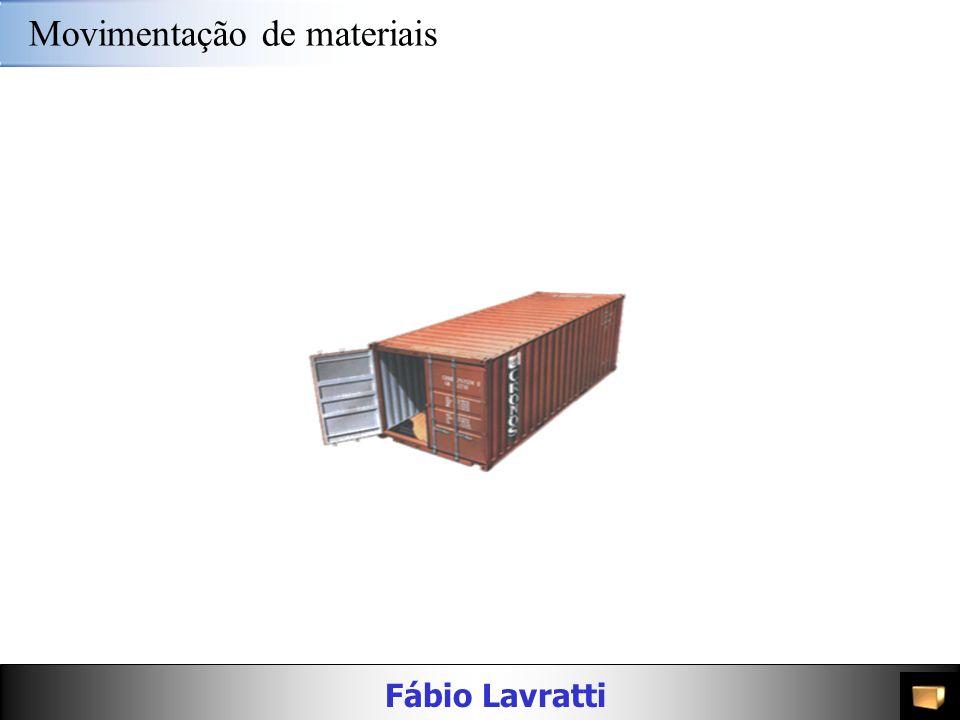 Fábio Lavratti Contêineres