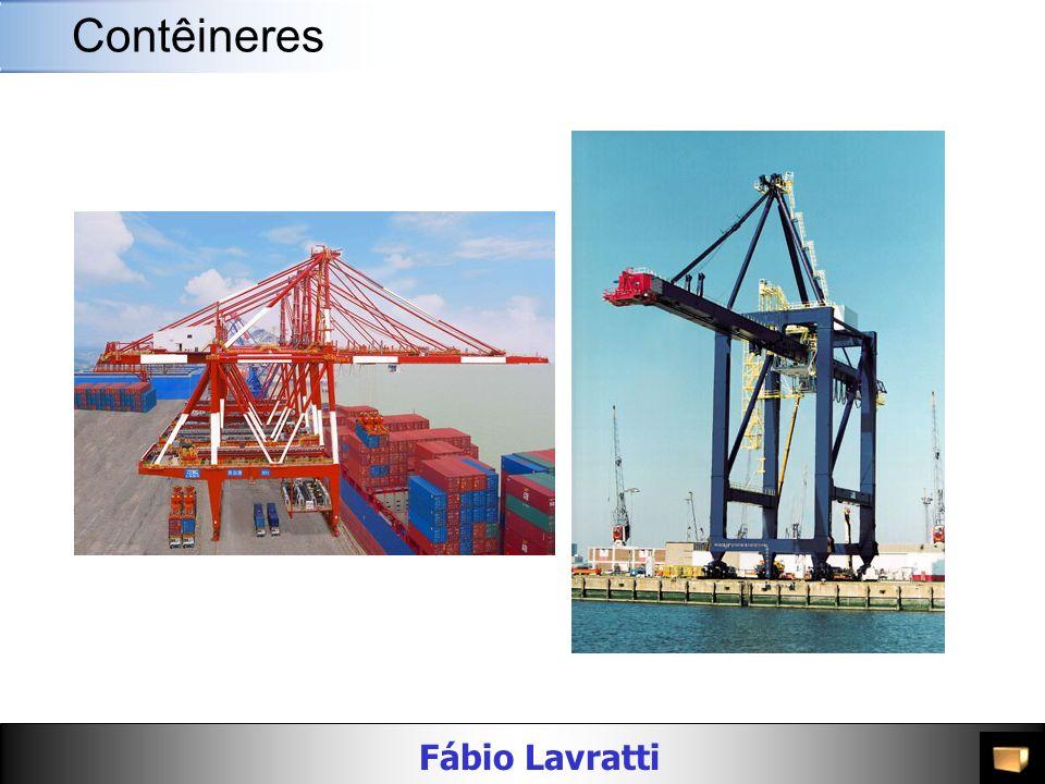 Fábio Lavratti Movimentação de materiais FLAT RACK 20 PÉS/40 PÉS São ideais para transportar cargas de tamanhos irregulares e formas diversas como máquinas para agricultura, aparelhos de ar condicionado, barcos, material de construção, geradores, toras, bobinas de papel, tubos, vergalhões, tanques, chapas, caminhões, veículos, chapas de compensados e etc Dimensões externas: comprimento: 6.058 mm / 12.192 mm largura: 2.438 mm / 2.438 mm altura: 2.591 mm / 2.591 mm altura dobrado: 555 mm / 700 mm altura da plataforma: 271 mm / 605 mm Dimensões internas: acesso de carga pelo topo: 5.908 mm / 12.020 mm acesso de carga pelo lado: 5.508 mm / 11.730 mm largura: 2.387 mm / 2.230 mm largura entre batentes: 2.182 mm / 2.230 mm largura entre colunas: 2.190 mm / 2.100 mm altura: 2.320 mm / 1.986 mm Cubagem: 28.9 m3 / 67 m3 Pesos: peso máximo: 25.400 kg / 45.000 kg tara: 2.845 kg / 5.180 kg carga: 22.555 kg / 39.820 kg Características: painéis dobráveis por molas.
