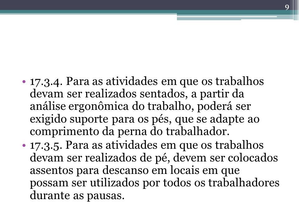 2.MOBILIÁRIO DO POSTO DE TRABALHO 2.1.
