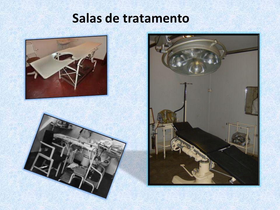 Sala de radiologia (RX)