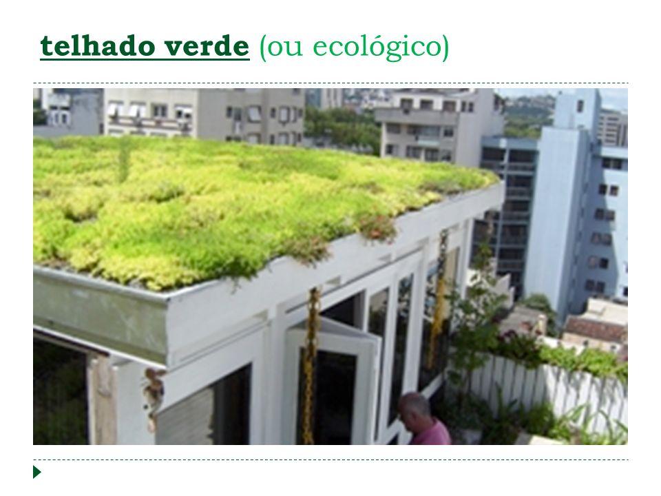 telhado verde telhado verde (ou ecológico)